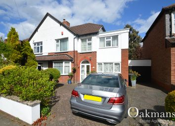 Thumbnail 3 bed semi-detached house for sale in Langleys Road, Birmingham, West Midlands.