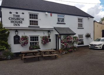 Thumbnail Pub/bar for sale in Church Street, Bedwas, Caerphilly