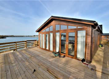 Thumbnail 2 bed mobile/park home for sale in East Bank, Tallington, Stamford