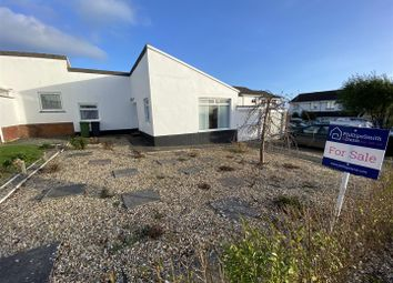 3 bed semi-detached bungalow for sale in Fairlynch Close, Braunton EX33