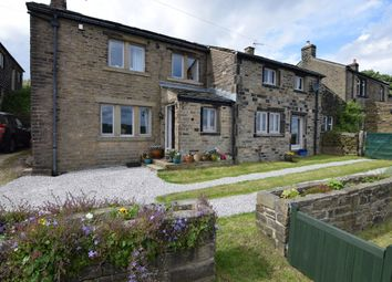 Thumbnail 4 bed detached house for sale in Shaw Field, Slaithwaite, Huddersfield