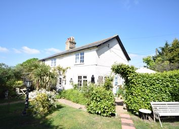 Thumbnail 3 bed semi-detached house for sale in Leiston Road, Knodishall, Saxmundham