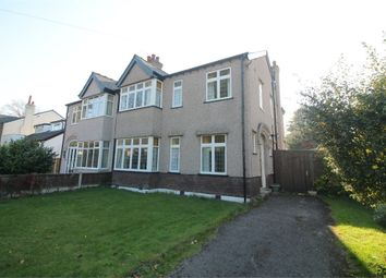Thumbnail 4 bed semi-detached house for sale in Chesterfield Road, Crosby, Merseyside