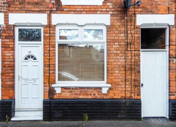 Thumbnail 2 bed terraced house to rent in Burnside Street, Alvaston, Derby
