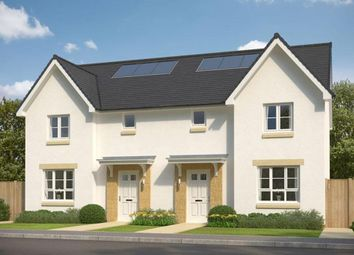 "Thumbnail 3 bed semi-detached house for sale in ""Craigend"" at Prospecthill Road, Motherwell"