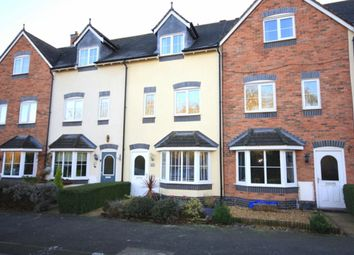 Thumbnail 3 bed terraced house for sale in Taylor Drive, Nantwich