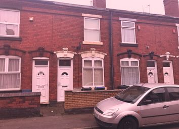 Thumbnail 2 bed terraced house to rent in Margreat Street, West Bromwich