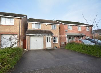 Thumbnail 3 bed detached house for sale in James Court, St. Mellons, Cardiff.