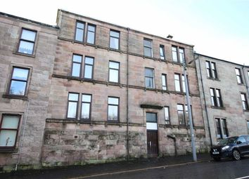 Thumbnail 2 bed flat for sale in Brachelston Street, Greenock, Renfrewshire