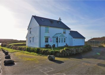 Thumbnail 4 bed detached house for sale in Sennen, Penzance