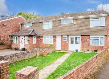 Thumbnail 3 bed semi-detached house for sale in The Rise, Gawcott, Buckingham