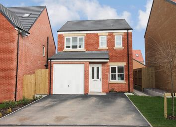 3 bed detached house for sale in Raisebeck Close, Tarraby View, Carlisle CA3