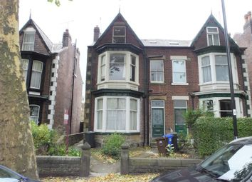 Thumbnail 3 bed flat to rent in 53A Carter Knowle Road, Sheffield