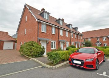 Thumbnail 3 bed end terrace house for sale in Hedley Way, Hailsham