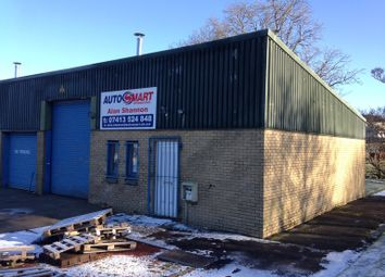 Thumbnail Industrial to let in Caponacre Industrial Estate, Cumnock