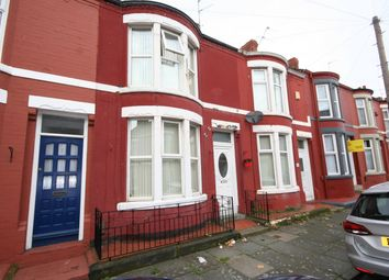 Thumbnail 2 bed terraced house for sale in Hallville Rd, Wallasey CH449Ba