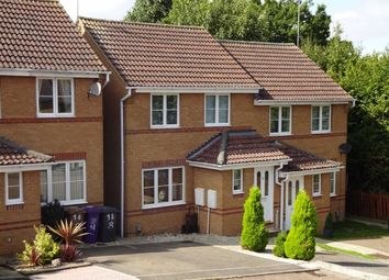 Thumbnail 2 bed semi-detached house for sale in Grasmere, Stevenage, Herts