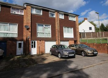 Thumbnail 3 bed town house for sale in Cambridge Road, Aldershot