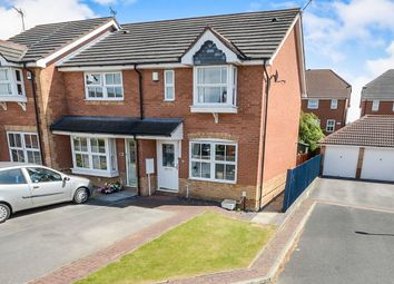 Thumbnail 2 bed terraced house for sale in Roseberry Grove, York