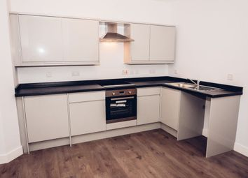 Thumbnail 1 bed flat to rent in Ashleigh Road, Leicester