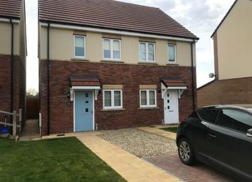 Thumbnail 2 bed semi-detached house to rent in Overstreet Green, Lydney