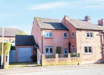 Thumbnail 3 bed end terrace house for sale in Oulton Road, Stone, Staffordshire