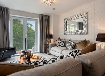 "Thumbnail 2 bedroom flat for sale in ""Foxton"" at Farriers Green, Lawley Bank, Telford"