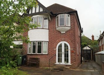 Thumbnail 3 bed detached house for sale in Ombersley Road, Worcester