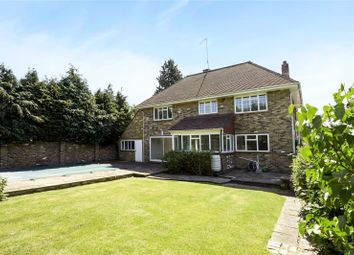 Thumbnail 4 bed detached house for sale in Darby Gardens, Sunbury-On-Thames, Surrey