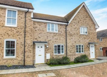Thumbnail 2 bed terraced house for sale in St. Marys Court, Eynesbury, St. Neots