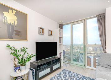 Pinnacle Apartments, 11 Saffron Central Square, Croydon CR0. 1 bed flat for sale