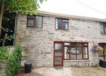 Thumbnail 2 bed semi-detached house to rent in Chapel Amble, Wadebridge