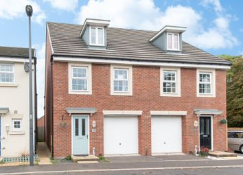 Thumbnail 3 bed semi-detached house for sale in Normandy Drive, Yate, Bristol