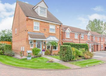 Thumbnail 4 bed detached house for sale in Willow Grove, Harworth, Doncaster