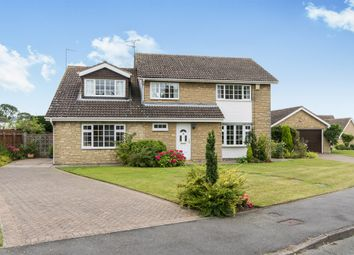 Thumbnail 5 bed detached house for sale in Trehampton Drive, Lea, Gainsborough
