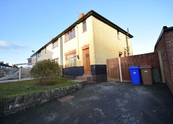 Thumbnail 2 bed semi-detached house to rent in Burlidge Road, Chell, Stoke-On-Trent