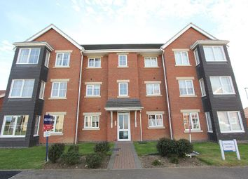 Thumbnail 2 bed flat for sale in Cranwell House, Belton Park Road, Skegness, Lincolnshire