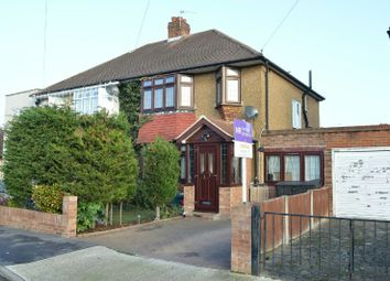 Thumbnail 4 bedroom semi-detached house for sale in Moorfield Road, Chessington