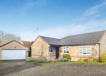 Thumbnail 3 bed detached bungalow for sale in Woodruff Close, Bicester