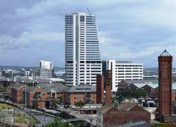 Thumbnail 1 bed flat for sale in Bridgewater Place, Water Lane, Leeds