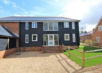Thumbnail 2 bed end terrace house for sale in Forest Green, Dorking