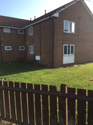 Thumbnail 1 bed flat to rent in Burwell Road, Netherfields, Middlesbrough