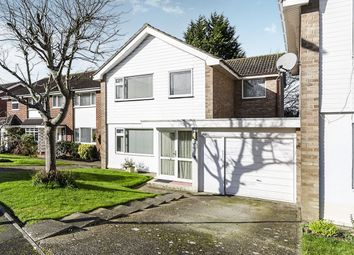 Thumbnail 4 bed detached house for sale in Wilmington Close, Southampton