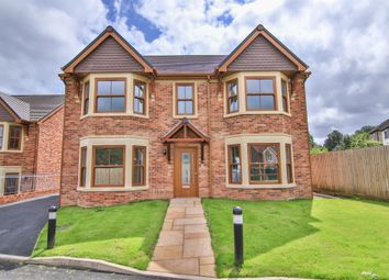 Thumbnail 4 bed detached house for sale in Towy Road, Llanishen, Cardiff
