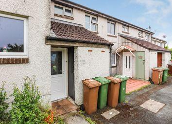Thumbnail 1 bedroom maisonette for sale in Kitter Drive, Plymstock, Plymouth