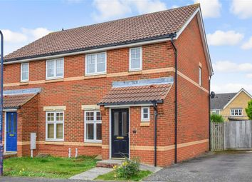 Thumbnail 2 bed semi-detached house for sale in Tattershall Road, Maidstone, Kent