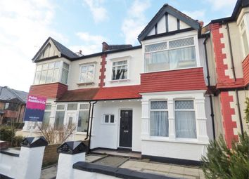 Thumbnail 4 bed terraced house to rent in Midhurst Road, London