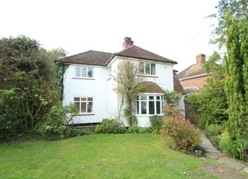 Thumbnail Detached house to rent in Grosvenor Road, Chobham, Woking, Surrey