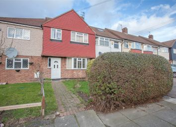 Thumbnail 4 bedroom terraced house for sale in Conisborough Crescent, Catford, London