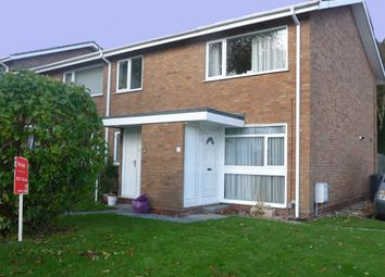 Thumbnail 2 bedroom maisonette to rent in Myton Drive, Shirley, Solihull